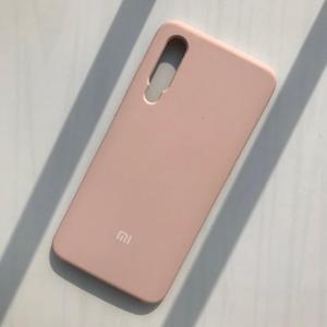 Image 2 - Für Xiaomi 9/Redmi Hinweis 7 Pro fall luxus flüssigkeit silikon schutzhülle super bequem telefon shell