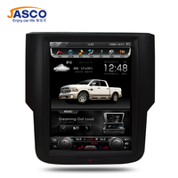 Vertical Screen Android 6 0 Car DVD GPS Glonass Navigation Radio Player For Dodge Ram 2015