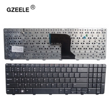 GZEELE US NEW Keyboard for Dell Inspiron 15 15R N M 5010 N5010 M5010 0Y3F2G NSK DRASW 0JRH7K 9Z.N4BSW.A0R US laptop keyboard NEW
