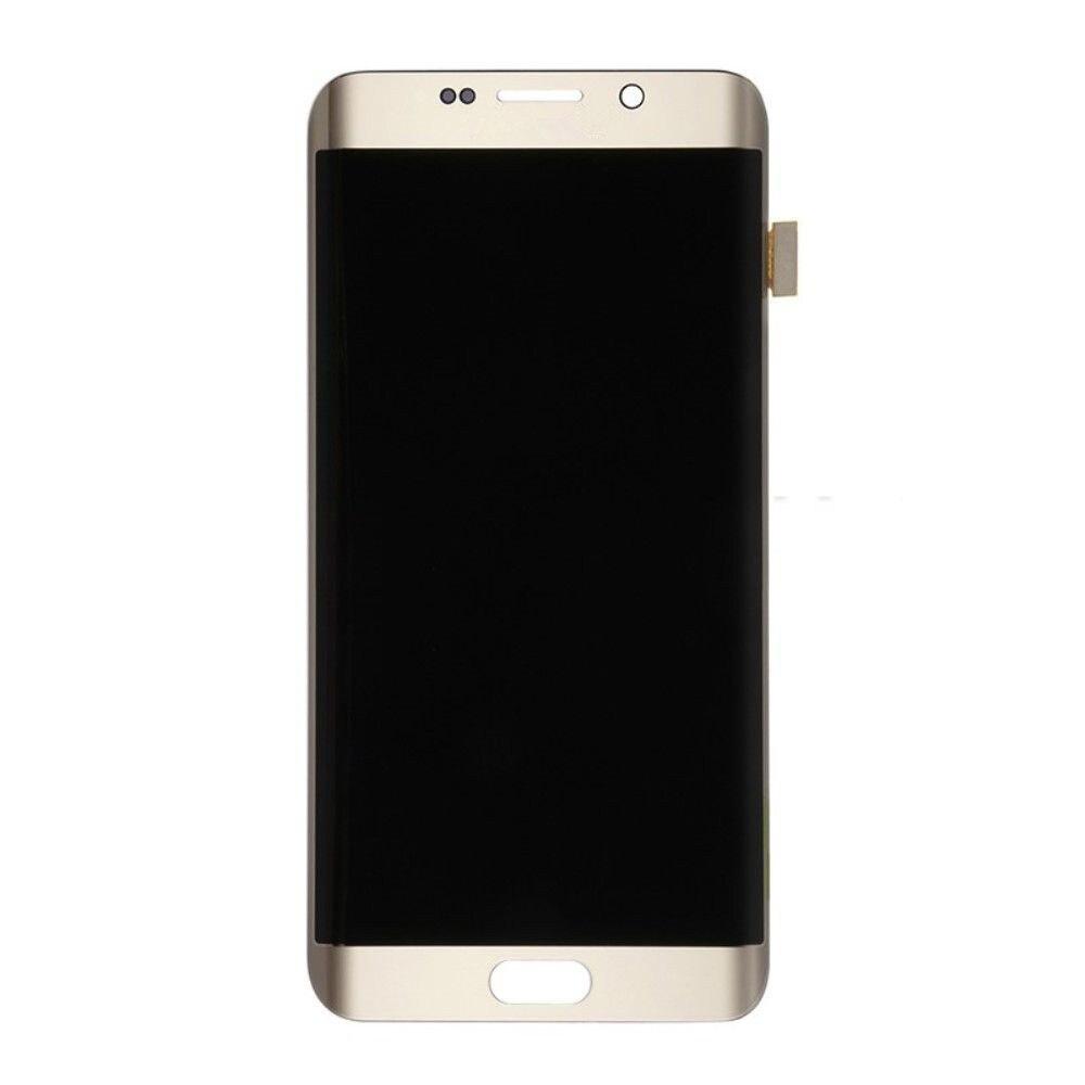 Оригинальный 5,7 ''Super AMOLED ЖК дисплей для SAMSUNG Galaxy S6 Edge Plus ЖК дисплей G928F ЖК дисплей Экран дисплей в сборе с рамкой 100% тестирование