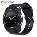 VOLTOPE Smart Watch Wearable Devices Clock SIM TF Bluetooth Smartwatch Bracelet Smartwatch Android Watch for iPhone huawei