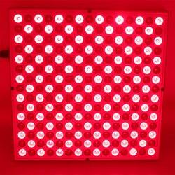 45W Led rojo terapia de luz Deep Red 660nm cerca de infrarrojos 850nm rejuvenecimiento de la piel eliminación de arrugas Panel de luz para el dolor de la piel