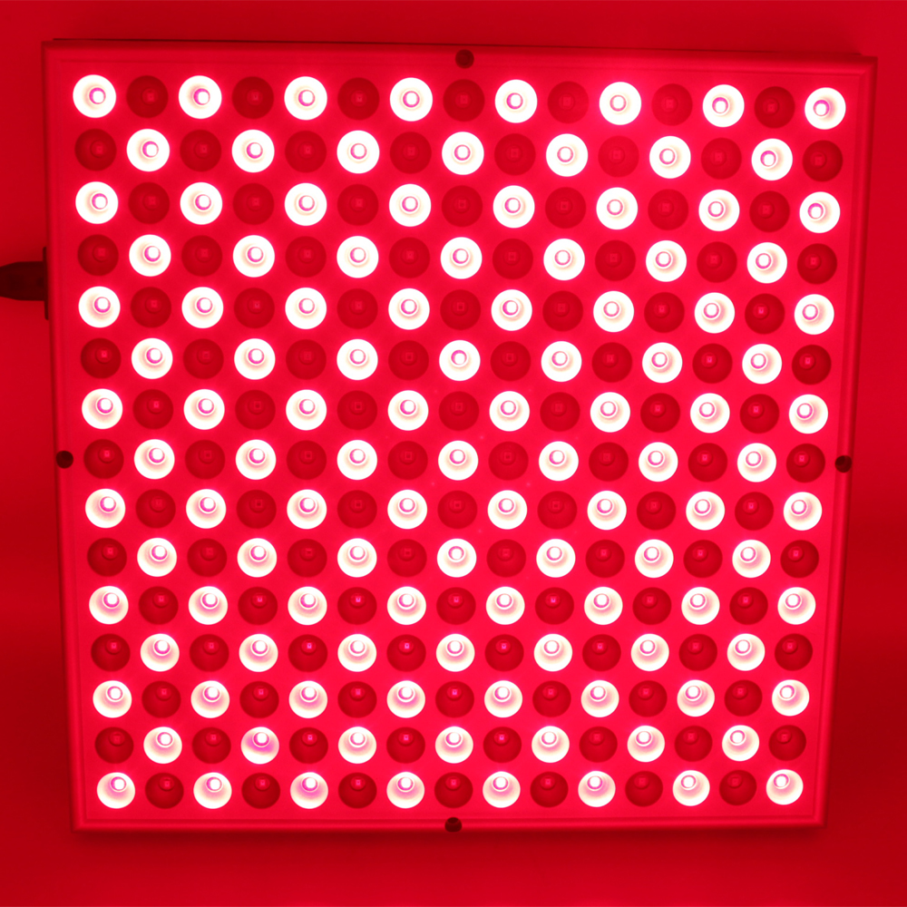 45W Red Led Light Therapy Deep Red 660nm Near Infrared 850nm Skin Rejuvenation Wrinkle Removal Light Panel  For Skin Pain Light