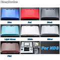 ChengHaoRan 7 цветов дополнительная сменная оболочка Корпус чехол Полный комплект с кнопкой для Nintendo DS для игровой консоли NDS