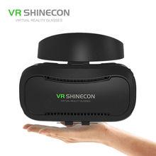 จัดส่งฟรี!ต้นฉบับSHINECON 4.0 VRความจริงเสมือนแว่นตา3DชุดหูฟังFr iosและอำเภอซำสูงและH-T-Cโทรศัพท์