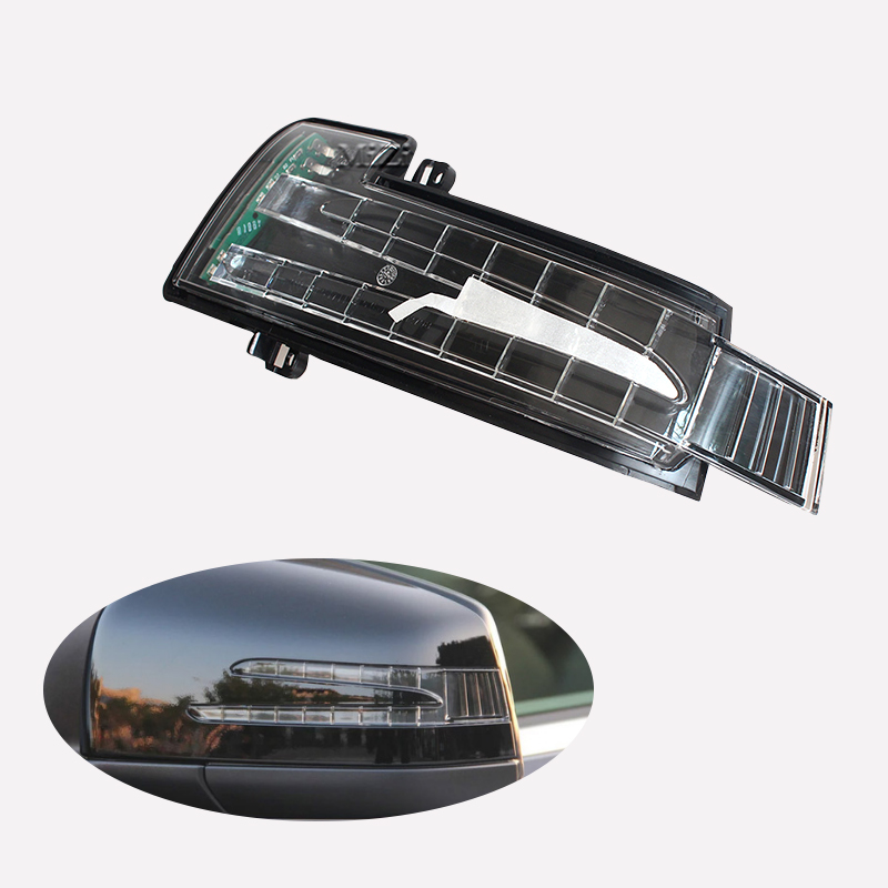 left and right car rearview Mirror light for Mercedes Benz W164 GL350 GL450 GL550 ML300 ML350 turn signal  Side Mirror led lamp car seat cover automobiles accessories for benz mercedes c180 c200 gl x164 ml w164 ml320 w163 w110 w114 w115 w124 t124