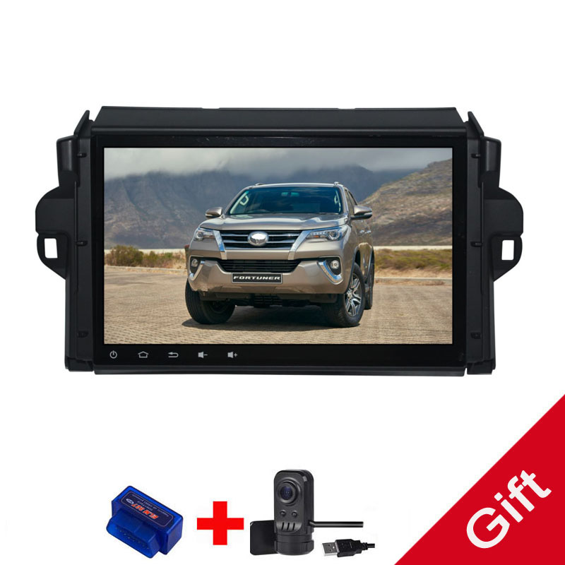 Android 8 0 Octa Core PX5 Fit Toyota Fortuner SW4 2015 2019 font b Car b