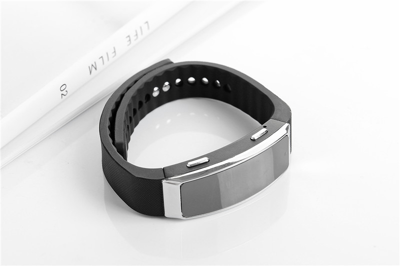 Rechargeable Voice Recorder Wrist Watch Audio Recorder Bracelet Watches Dictaphone Professional Digital MP3 Player Noise Reduction (6)