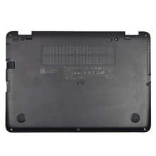 New Original Black Laptop Bag For HP EliteBook 840 G3 G4 Laptop Bottom Case Base Lower Cover 6070B0883301 821162-001 цена