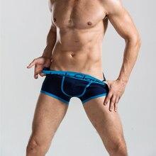 2016 New Arrival Men's Underwear Wide-Brimmed Milk Fiber Convex Men's Boxer Shorts Underpants