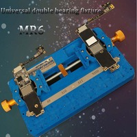 MECHANIC Universal double bearing Fixture High Temperature Phone IC Chip Motherboard Jig Board Maintenance Repair Mold Tool For
