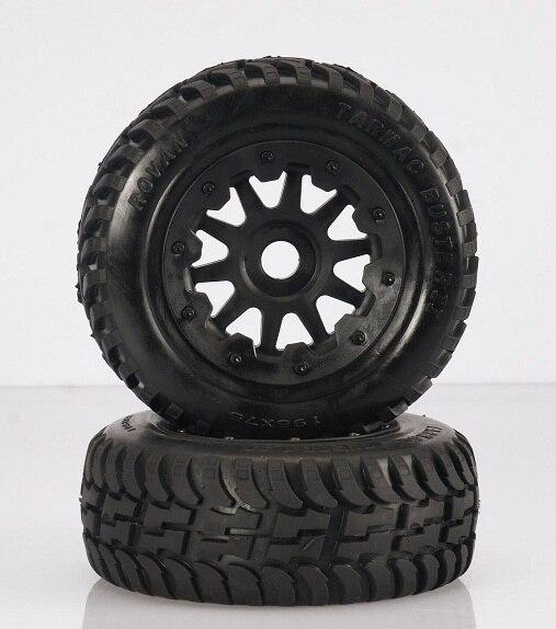 Baja 5 т / 5SC новый задний дорога шины установить 95165