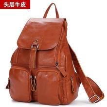 111216 г. женские из натуральной кожи Последняя мода новый рюкзак