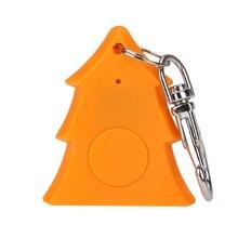 Рождественская Елка Смарт Bluetooth Anti-потерянный Беспроводной Трекер Ключевой Бумажник Дети Кота Собаки Любимчика Ребенка Мешок Телефона Локатор GPS Anti Потерянный