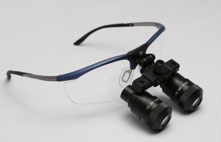 f88507e1eac5 TAO S Multi Focus MF5.0X variable Dental Surgical Binocular Loupes ...