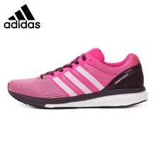 Original de la Nueva Llegada 2016 Zapatos Corrientes de Las Mujeres Zapatillas Adidas adiZero envío gratis