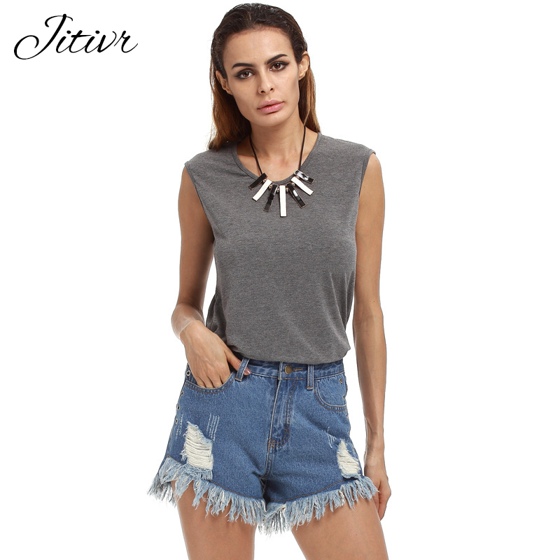 Compare Prices on Plus Size High Waisted Shorts- Online Shopping ...