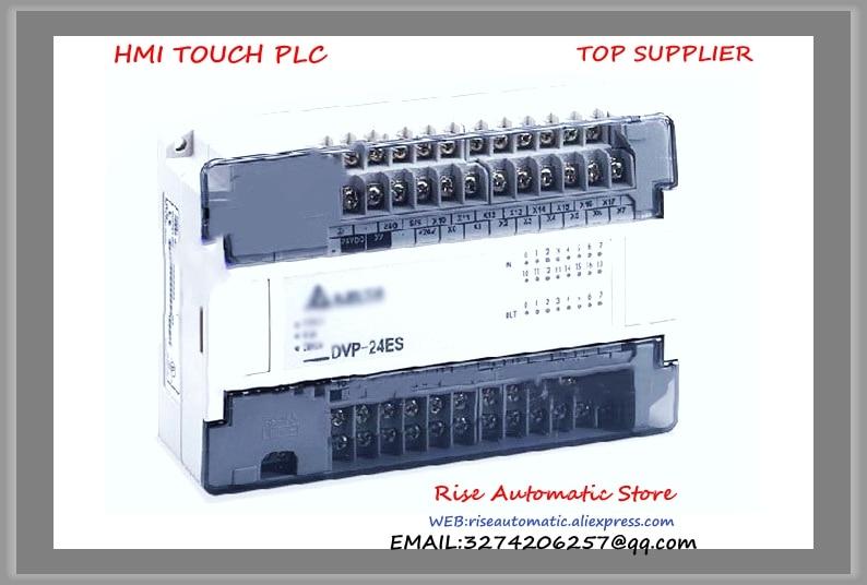 DVP30ES00T2 Delta PLC 100-240VAC 18DI 12DO transistor output Standard New Original dvp32es00t2 delta plc 100 240vac 16di 16do transistor output new original