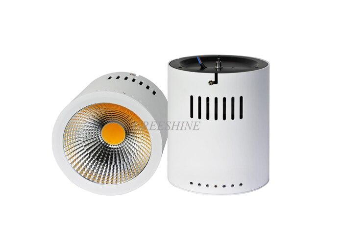 8 шт. 6 Вт Холодный белый + 8 шт. 18 Вт холодный белый Светодиодный поверхностный монтаж квадратная панель свет AC85 265V + DHL водителя Бесплатная дос... - 5