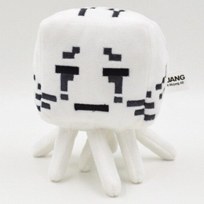 2016 Minecraft Plush Toys 16CM Ghast Animal Plush Stuffed Toys Kids High Quality Soft Plush Dolls