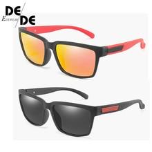 DesolDelos Driving Selection Rectangle Photochromic Polarized Men Sunglasses Women Car Driving Safe Polarizing Male Sun Glasses цена