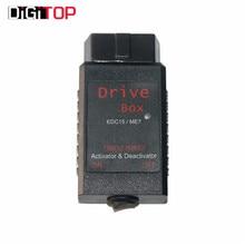 VAG Conduce la Caja Bosch EDC15/ME7 OBD2 IMMO Desactivador Activador