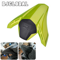BJGLOBAL Green ABS Motorcycle Rear Pillion Seat Cowl Passenger Seat Fairing Cover For Kawasaki Z900 2017
