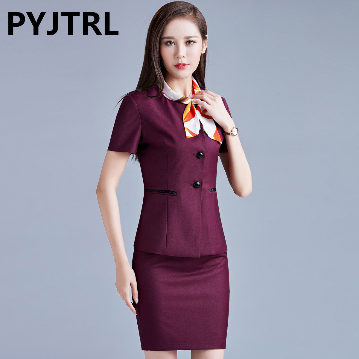Online Get Cheap Womens Business Skirt Suits -Aliexpress.com ...