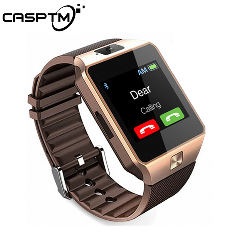 DZ09 Montre Smart Watch Avec Caméra Bluetooth Montre-Bracelet Sport Portable Dispositifs SIM TF Carte Smartwatch Pour IOS Android Téléphones