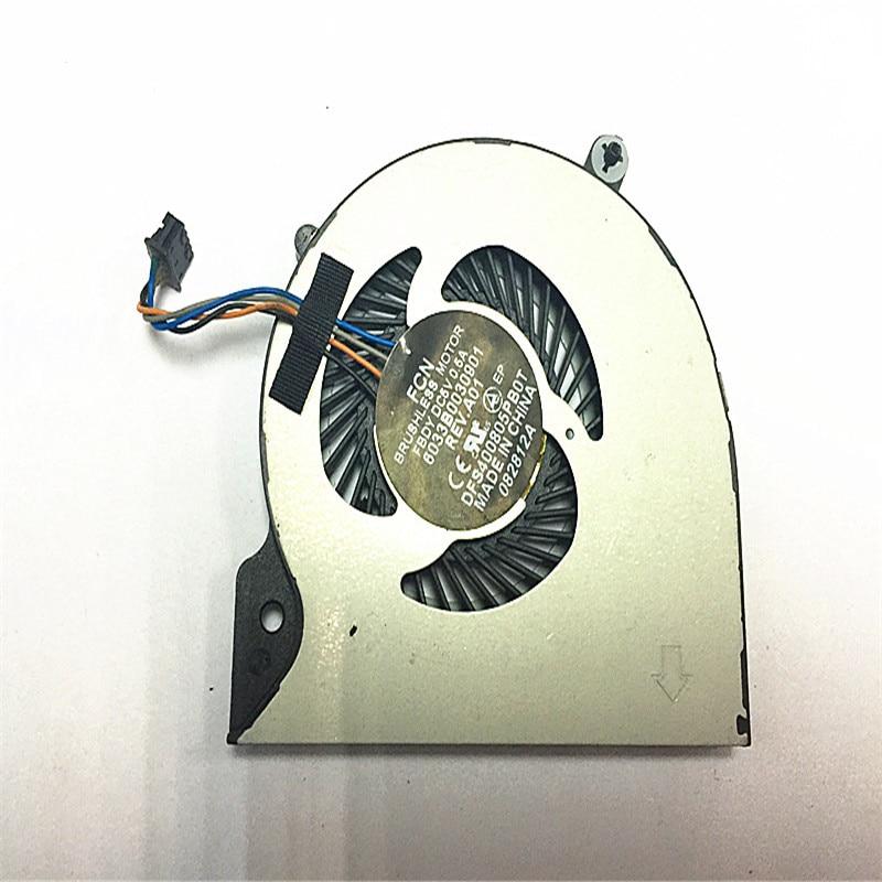 For HP Elitebook Folio 9470 9470M series CPU Cooling Fan 702859-001