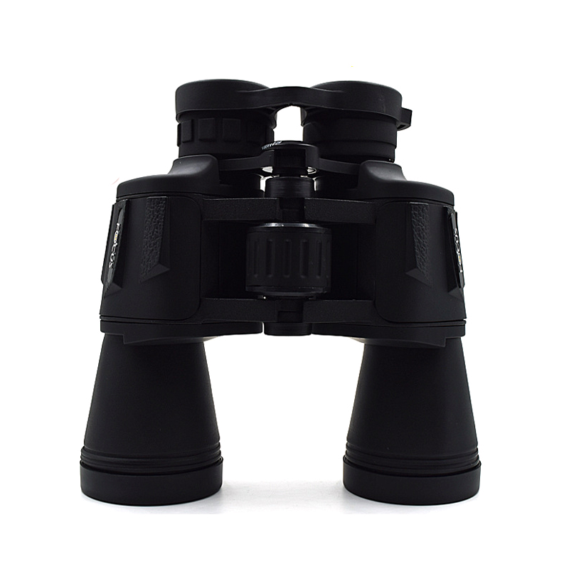 20X50 HD Military Telescope 4000 meters Professional Binoculars High Clear Vision Eyepiece for Outdoor Hunting Camping Travel bijia professional optic night vision telescope 8 24x50 zoom binoculars hd waterproof for outdoor camping with tripod interface