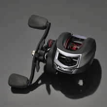 Battlesea Spartacus /Spartacus Plus Baitcasting Reel Dual Brake System 8KG Max Drag 11+1 BBs 6.3:1 High Speed Fishing