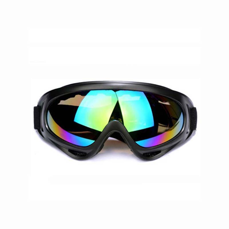 Windproof X400 UV Protection Sports Ski Glasses Snowboard Skate Skiing Goggles Tactical Airsoft Outdoor Sport Motorcycle Glasses