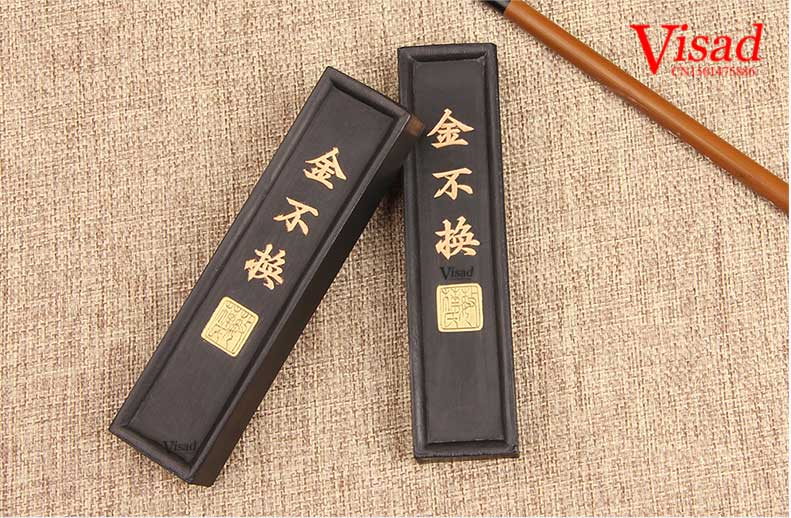 Traditional Chinese artist paints Solid ink sticks watercolor paint fabric paint artist painting ink sticks 120g chinese traditional painting paints ink sticks solid inker inkstick calligraphy brushes pen refill