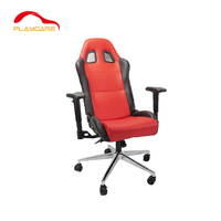 Racing Video Game Chair Xbox Driving Seat Sim Cockpit For Logitech G25 G27 G29 Xbox Ps4