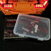 Светодиодный ламп для автомобилей lego Technic 911 rs, совместимых с 42056 и 20001