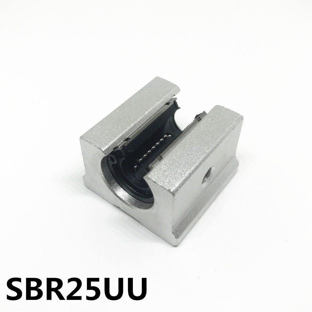 SBR25UU 25mm Lineer Rulman Blok Router SBR25SBR25UU 25mm Lineer Rulman Blok Router SBR25