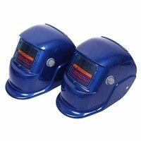 Auto Solar Welding Welders Protective Helmet Arc Tig Face Mask Electric Welding Mask With Grind Mode