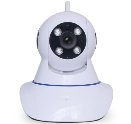 Domestic mobile phone remote high definition WiFi monitoring alarm wireless camera ip camera monitoring probe 720p webcam wifi wireless remote monitoring free phone wiring