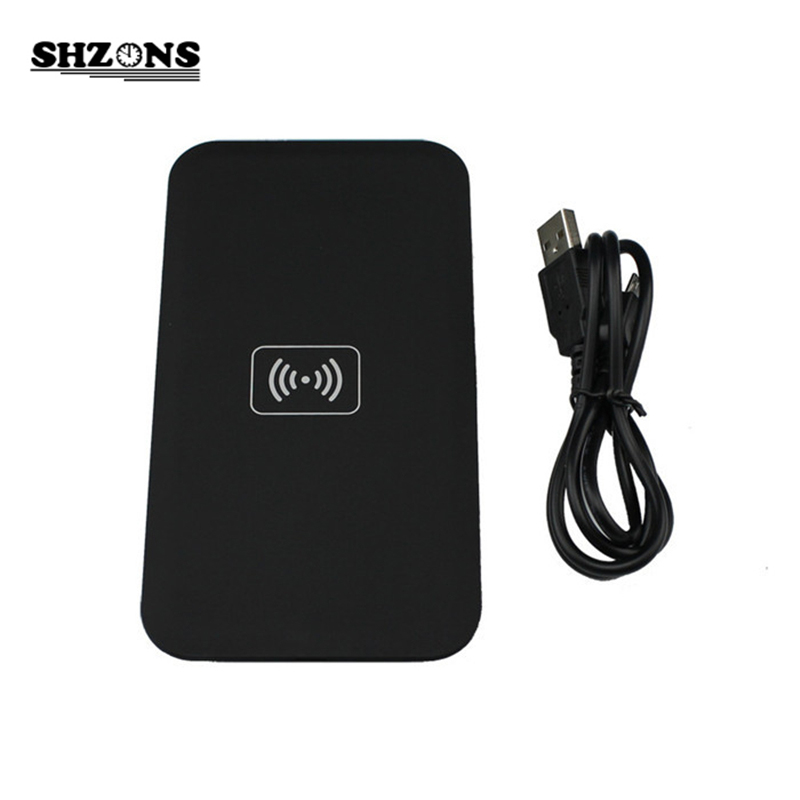 Qi Wireless Charger Mobile Phone Charging Pad Adapter Dock Station Wirless Charger Cell FOR