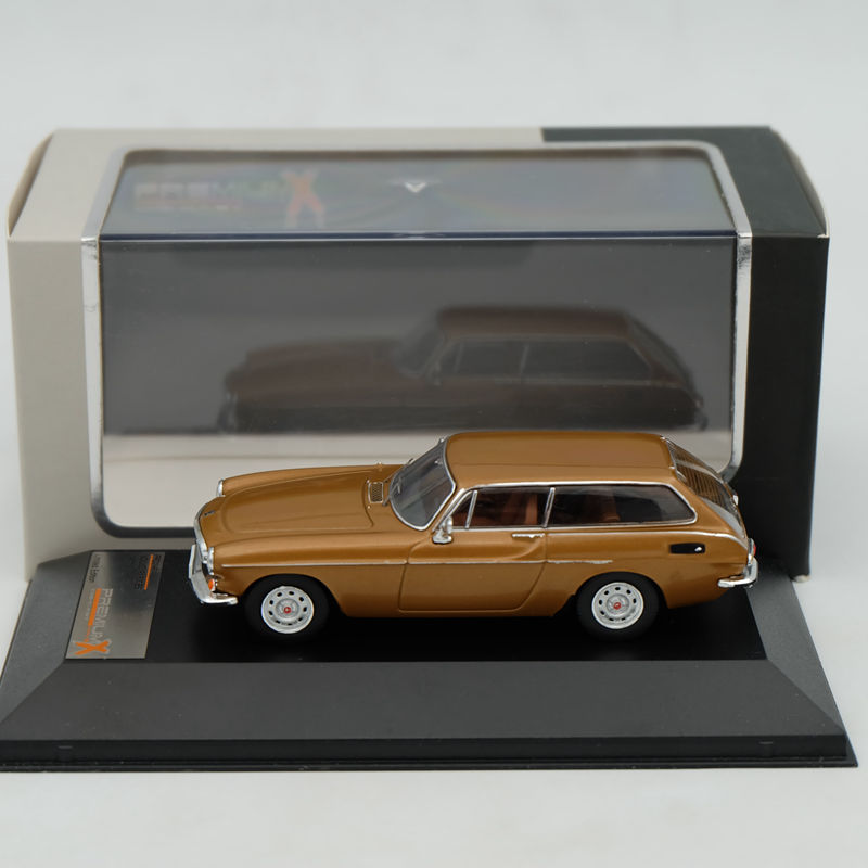Premium X 1:43 Volvo P1800ES 1972 PRD246 Resin Models Car Limited Edition Collection Auto Toys ixo premium x 1 43 stutz blackhawk coupe 1971 red prd002 limited edition collection resin auto models