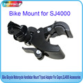 Envío libre!! bicicleta de la bici manillar de la motocicleta adaptador de montaje de trípode para cámara gopro, sj4000, xiaoyi gitup