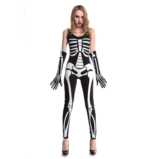 Aliexpress.com : Buy Screaming Skeleton Halloween Woman