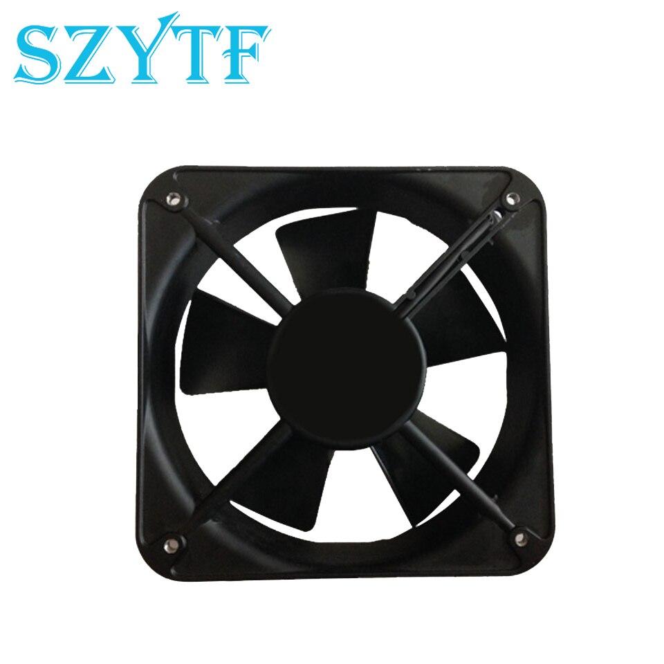 FP20060EX-S1-B 20CM 200*200*60 MM 20060 220V AC double ball bearing case industrial axial fan