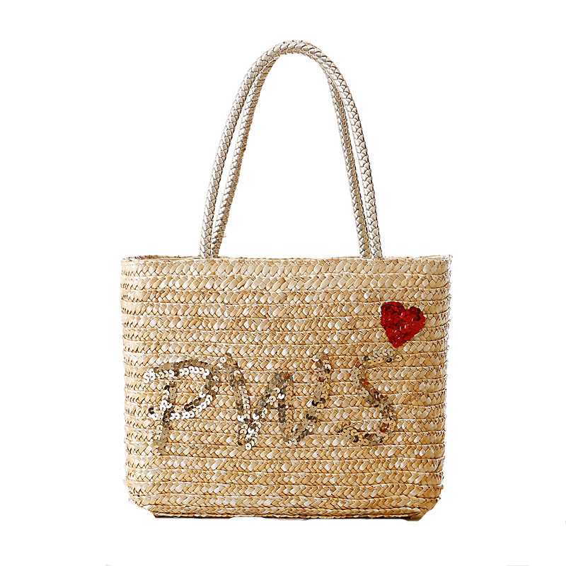 Popular Sequin Beach Bag-Buy Cheap Sequin Beach Bag lots from ...