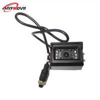 Huawei source factory truck bus waterproof rear view reversing image HD infrared night vision car surveillance camera spot whole