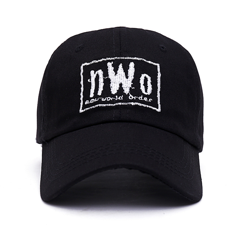 2019 New NWO Embroidery Baseball Cap Men And Women Fashion Hip Hop Snapback Caps  Adjustable Cotton Dad Hat Spring Outdoor Hats