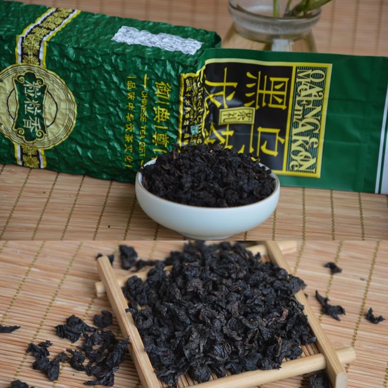 Tieguanyin черный чай фото