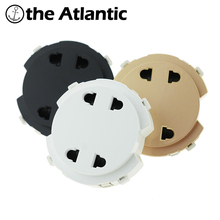 Adapter Power-Socket American-Plug Us Outlet Wall 220-Modular Gold/black Free-Combination