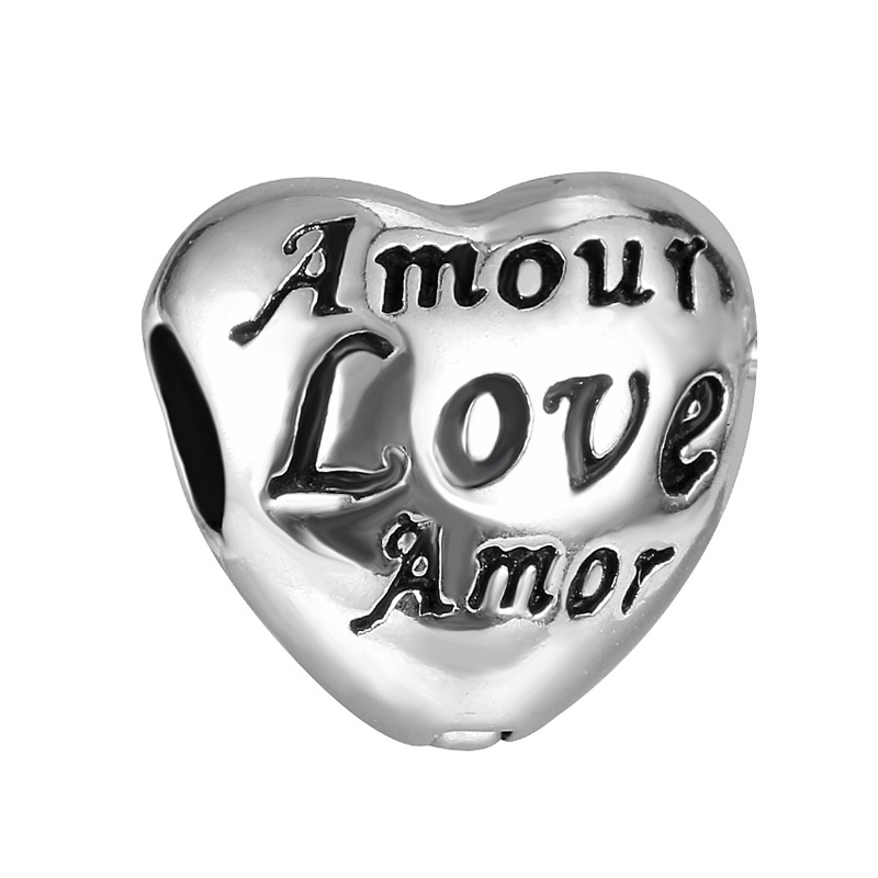CB9 pour kim client envoyer avec sac 5mm perles coeur forme pour femmes et 4 couleur chioce